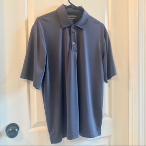 Pebble Beach Shirts - ⛳️NWOT⛳️ Pebble Beach Solid Golf Polo